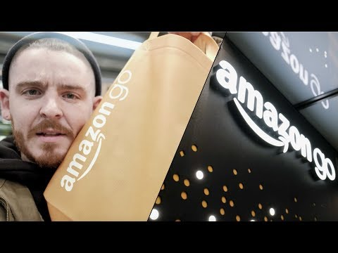 AMAZON GO: My First Experience
