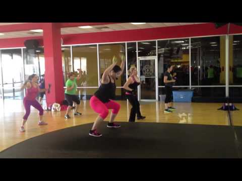Zumba Toning- sci-fi- Don Omar -arms and legs workout