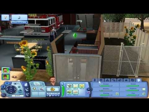 Let's Play The Sims 3 Ambitions Ep.11 (Brad Kisses A Frog)