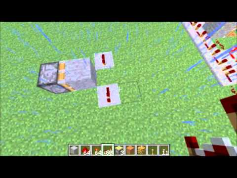 Minecraft Extreme Delay Repeater