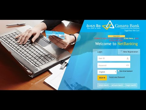 How to Register (( CANARA BANK Internet Banking in Tamilnadu ))......Royal Tamil Tutorial.....