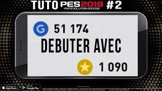PES 2019 MOBILE: COMMENT AMELIORER LA FLUIDITE DU JEU