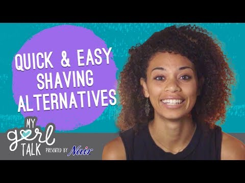 Easy Ways To Get Rid Of Body Hair That Don't Involve Shaving