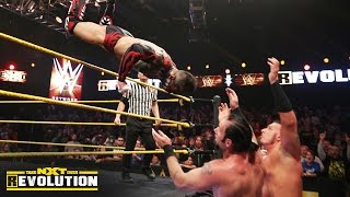 Hideo Itami & Finn Bálor vs. The Ascension: NXT TakeOver: R Evolution, Dec. 11, 2014