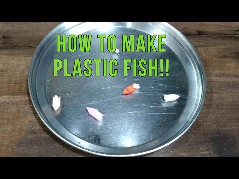 How to make Swimming Fish | CoolDeep Creativity Video: 3
