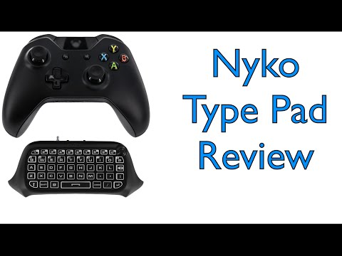 Nyko Type Pad for Xbox One Review