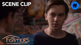 The Fosters | Season 5, Episode 6: Jude & Noah Get In A Fight | Freeform