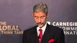 Ambassador Jaishankar on U.S.-India Relations