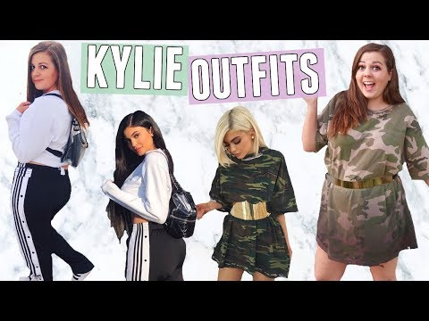 I Copied Kylie Jenner's Outfits For a Week