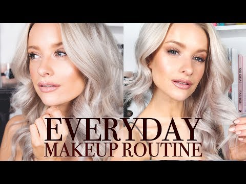 EVERYDAY MAKEUP ROUTINE WITH MY FEBRUARY FAVOURITES