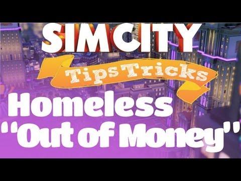 Simcity Homeless &