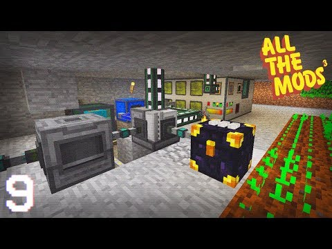 All The Mods 3 | Ethylene & Advanced Generators! | E09 (All The Mods 3 Let's Play)