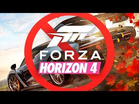 Not My Forza Horizon 4