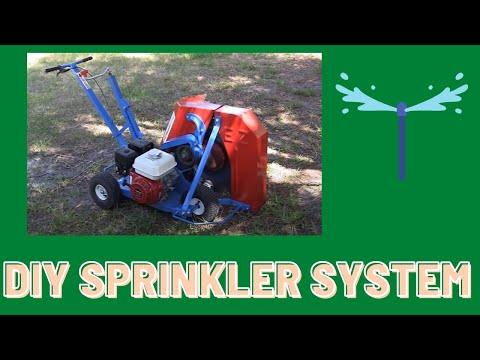 DIY Sprinkler System Install - part 1 of 3