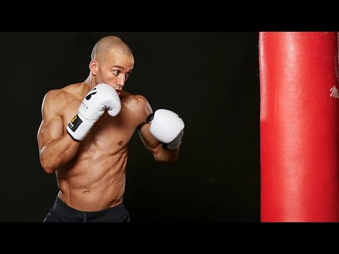 Ultimate 20 Minute Heavy Bag Workout | Session 3