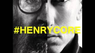 "John Berryman vs. Eminem - ""There Sat Down Once a Thing on Shady"