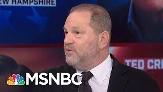 Harvey Weinstein On Why He