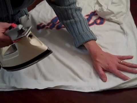 How to remove a white heat stain from a table, Christina Bell