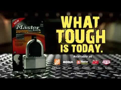 Master Lock® Magnum®