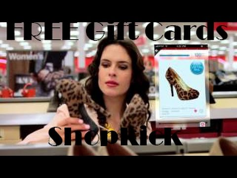 How To Get Free Gift Cards With Shopkick Fast
