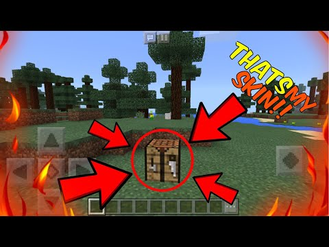HOW TO GET BLOCK SKIN WITHOUT BETA MINECRAFT!!! 100% LEGIT!