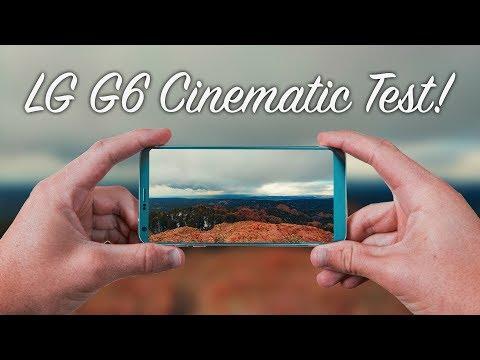 LG G6 Cinematic Video Test! | 4K Hike in Colorado!