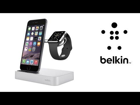 Dock di ricarica Valet per Apple Watch e iPhone - Belkin