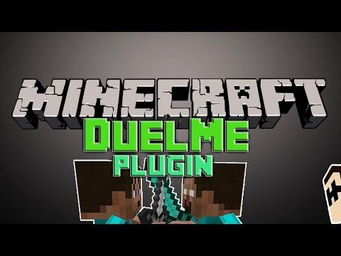 DuelMe Bukkit Plugin Minecraft 1.7.9 | German| | Tutorial | Duelle auf euren Server!