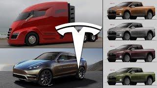 Tesla's New Master Plan Revealed!