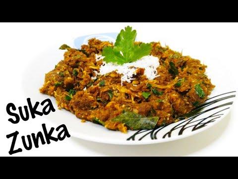 Zunka (Korda/Sukka/Dry) Authentic Maharastrian Recipe| Tasty, Easy & Quick