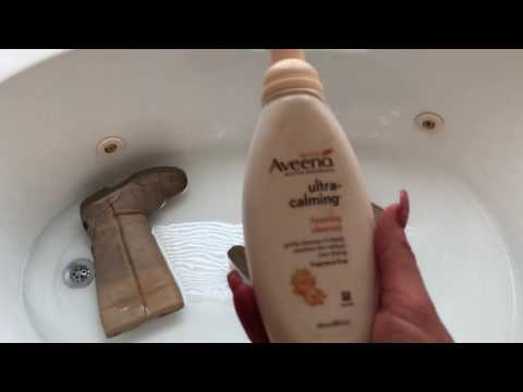 Cleaning my UGGs on the cheap!!:)