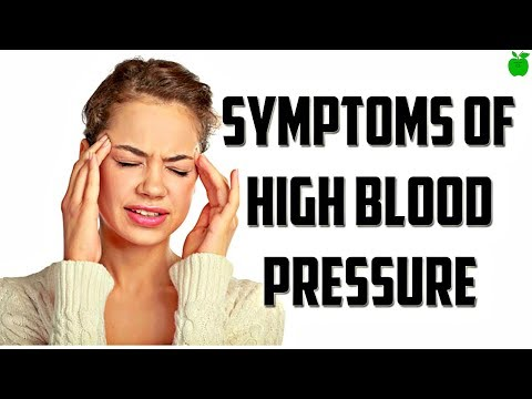Symptoms of High Blood Pressure  | Remedy for High Blood Pressure that works