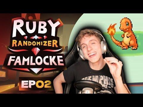 SHOULD WE USE A LIFELINE!? | Pokemon Ruby Randomizer Famlocke EP 2