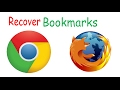 Recover lost bookmarks in 3 best ways 2017 any browser