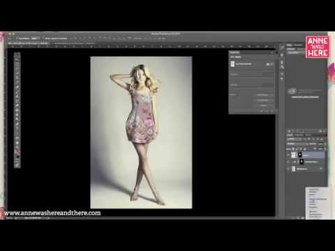 Changing an Object's Color & Applying Pattern in Photoshop