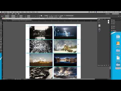 How To Design A Business Card: Adobe InDesign Part 1 of 3