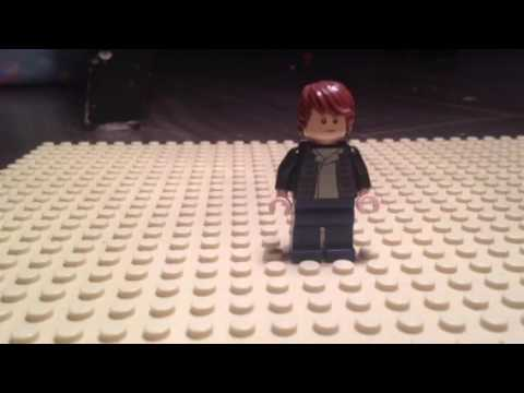 How to make Lego fly in your animations