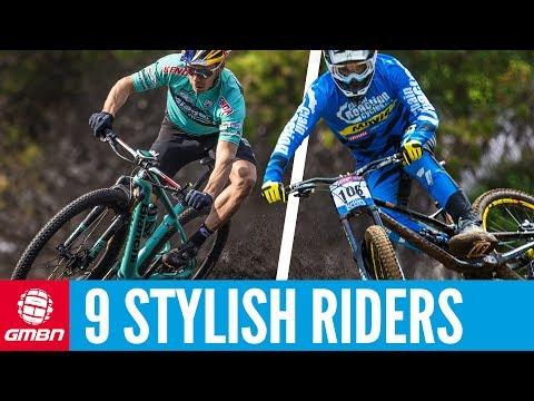 The 9 Most Stylish Riders in Mountain Biking