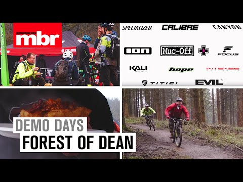 MBR Demo Days in the Forest of Dean | Mountain Bike Rider