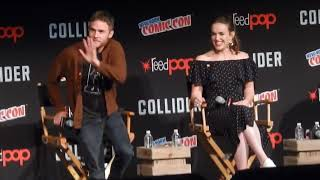 Highlights of Conversation w Agents of Shield cast at NYCC 2017: Part 1