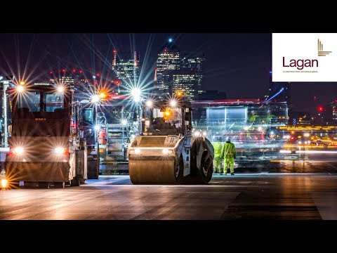 Lagan Construction London City Airport