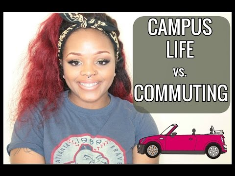 Campus Life vs. Commuting | College Diaries Ep. 7