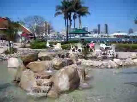 Fountain - Ferry Landing, Coronado