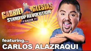 Carlos Alazraqui  - Gabriel Iglesias presents: StandUp Revolution! (Season 3)
