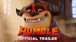 Rumble (2021) - Official Trailer - Paramount Pictures