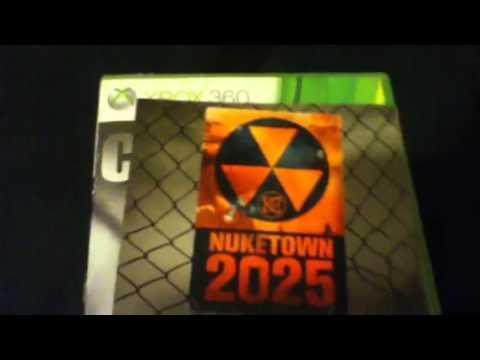 Xbox free nuketown code