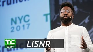 Data Over Audio Through LISNR | Startup Battlefield Disrupt NY 2017