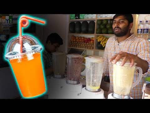 Fresh Orange Juice Recipe   ROAD SIDE HEALTH STREET FOODS street food