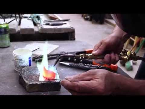 Soldering/Brazing Copper — The Art League School