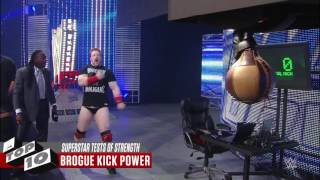 WWE TOP 10 TESTS OF STRENGTH
